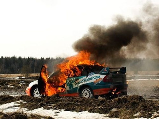 Flambéd And Blanched Rally Lancer