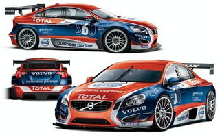 Volvo S60 Belgian Touring Car