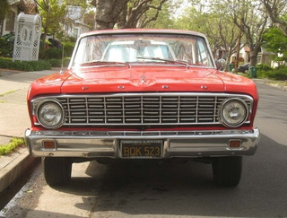 1964 Ford Falcon Futura Down On The Alameda Street