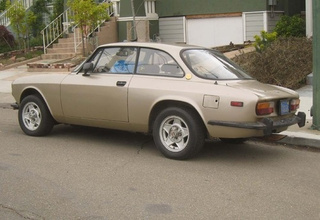 1973 Alfa Romeo GTV Down On The Alameda Street