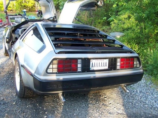 Twin Engined Delorean
