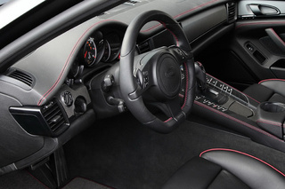TechArt Porsche Panamera Black Edition