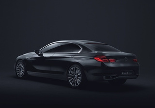 BMW Concept Gran Coupé: Press Photos