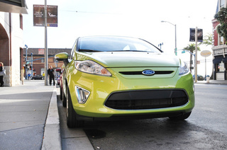 Gallery: 2011 Ford Fiesta: First U.S.-Spec Drive