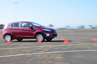 Gallery: 2011 Ford Fiesta: Autocross