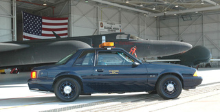 Gallery: Ford Mustang SSP U.S. Air Force