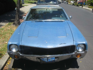 1969 AMC Javelin SST Down On The Alameda Street