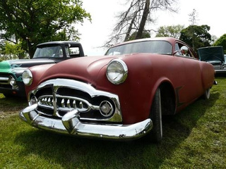 1951 Packard 300 Sedan Made Coupe