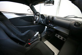 Hennessey Venom GT: Production Interior Photos