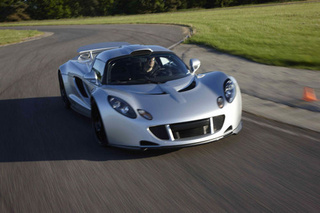 Hennessey Venom GT: Production Driving Photos