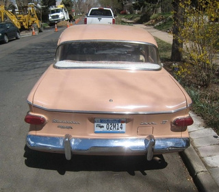 1960 Studebaker Lark VI Down On The Denver Street