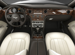 Gallery: 2012 Bentley Mulsanne