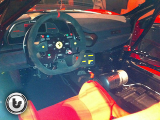 Ferrari 458 Italia Challenge: First Photos
