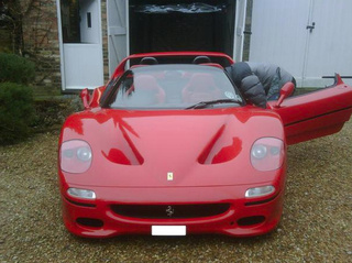 Gallery: Buy The Sultan Of Brunei's Ferrari F50