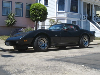 1979 Chevrolet Corvette Down On The Alameda Street