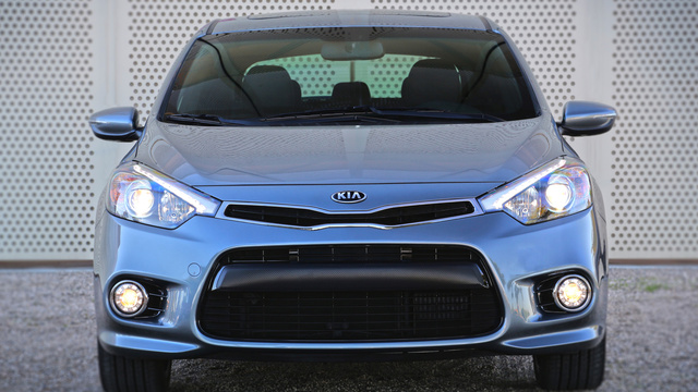 The Kia Forte Gets All Hot Hatch-Tacular For 2014