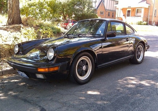 1984 Porsche Carrera Down On The Denver Street