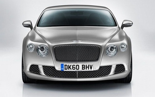 2011 Bentley Continental GT Exterior