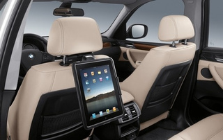 BMW iPad Holder