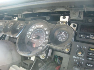 Junkyard Build Quality Challenge, Speedometer Edition: USA