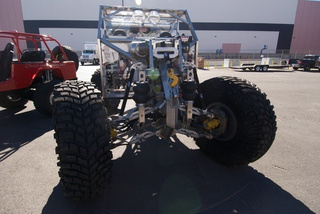Hydraulic Rock Crawler