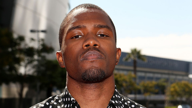 Frank Ocean Isn't as Perfect as Everyone Thinks He Is