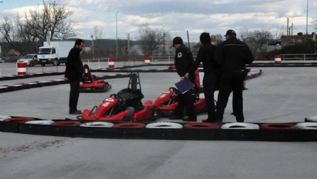 Turkish Woman Decapitated In Go-Kart Crash [UPDATE]