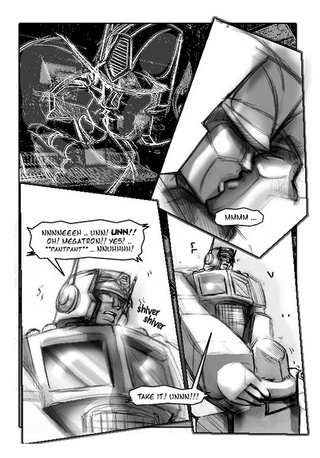 Transformers Roll Out Into A Whole New Genre - NSFW
