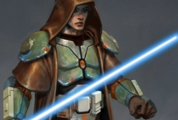 The Old Republic's Size Worship Reinforces Teenage Traumas