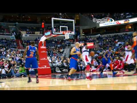 John Wall Blocks Carmelo, Jukes Out Jason Kidd, Reminds Us That…