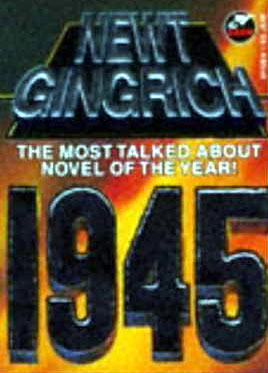 Newt Gingrich Should Go Back To Writing Science Fiction!