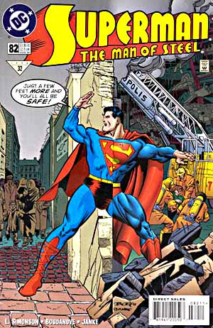 Comics Experts Ask: Is Superman Jewish or What?