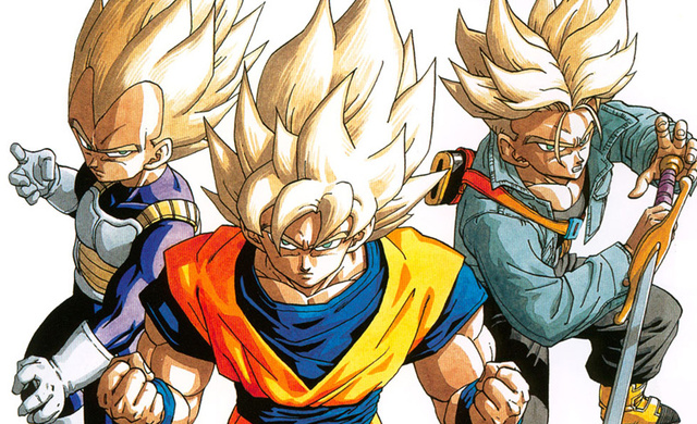 What is Dragon Ball Z/Dragon Ball GT/Dragon Ball Kai/etc.?