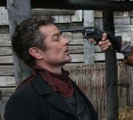 First Footage Of James Marsters As An Alien-Fighting Cowboy