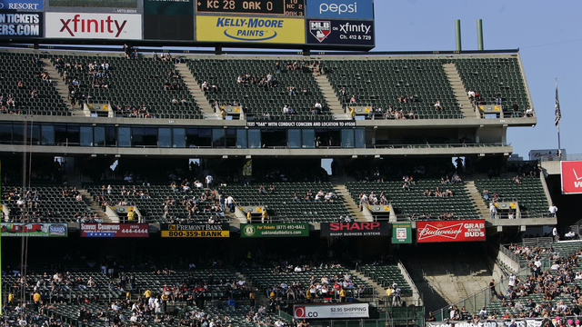 Raiders Will Reduce Seating Capacity To The NFL's Smallest In A…