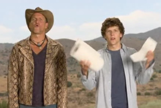 Survive Zombieland with Skillets, Paper Towels, and the Buddy System