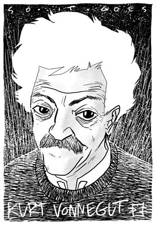 Artists' Portraits of Science Fiction's Greatest Writers