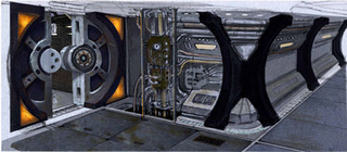 Stargate Concept Art — Reopening The Stargate