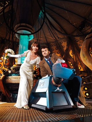 Sarah Jane Gets Married