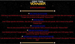 The Greatest Science Fiction Sites We'll Miss On Geocities