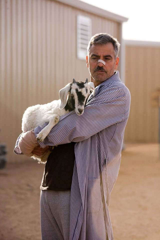 Men Who Stare At Goats Stills