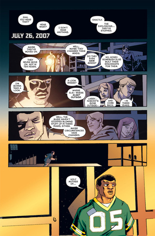 Resurrection Vol. 2 #1 Preview