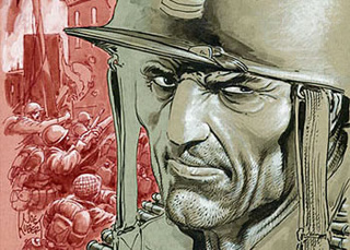War Is Less Hell In The Future Of Sgt. Rock