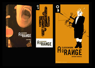 A Clockwork Orange Gallery