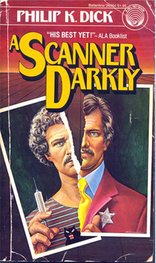 A Scanner Darkly Gallery