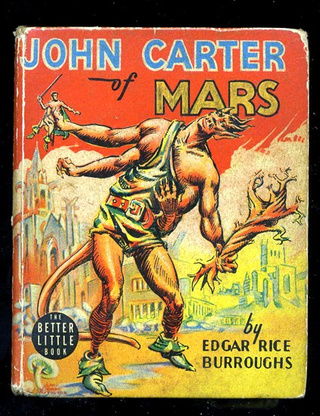 John Carter of Mars Gallery