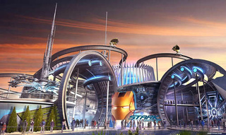 Superheroic Attractions From Marvel's Dubai Theme Park