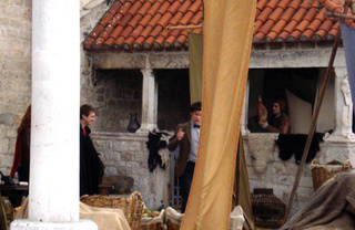 Doctor Who Filming In Croatia