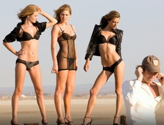 A Victoria's Secret Ad By Michael Bay. Your Unmentionables Will Explode In 30 Seconds...