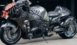 Predator Motorcycle is the Fiercest Hunter on the Road